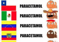 Enlace a Así se dice Paracetamol en distintas partes del mundo