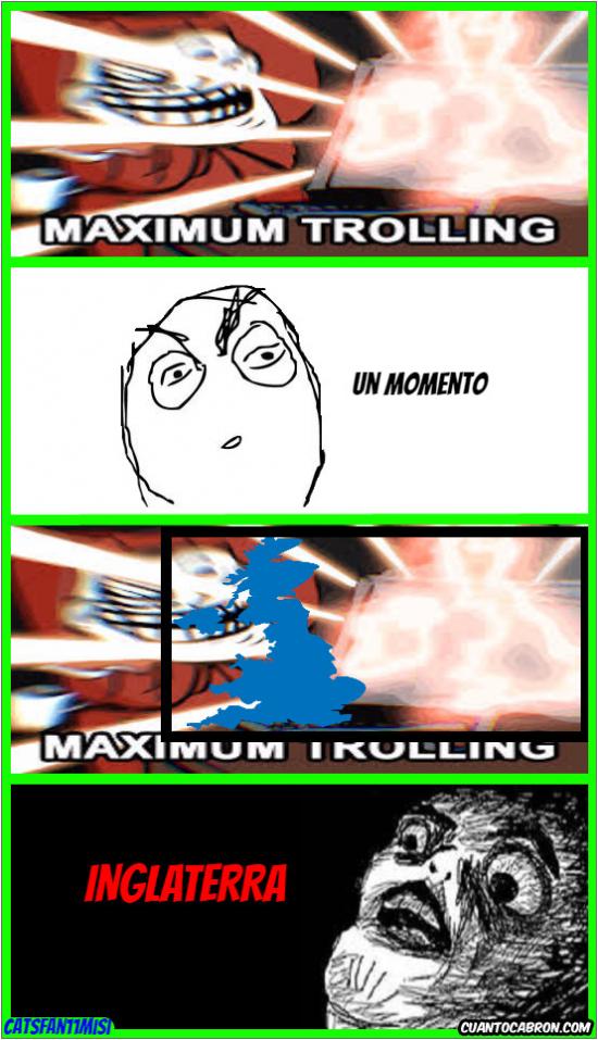 Inglip - Nunca te habías fijado en esto de Maximum Trolling