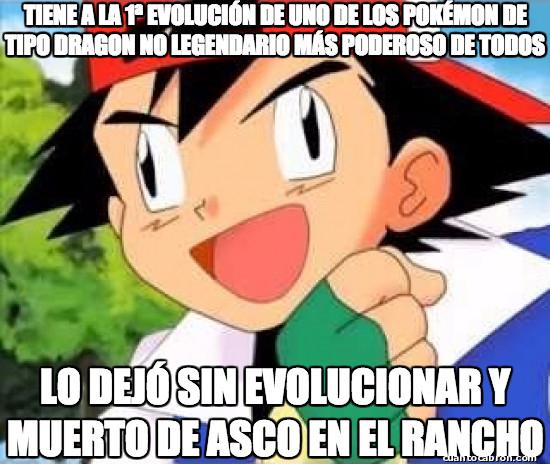 Meme_otros - Ash, ¿Qué haces?