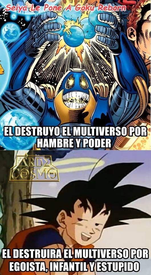 Meme_otros - Sobre destruir el multiverso