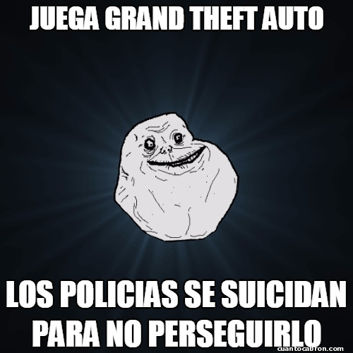 Meme_forever_alone - Mas solo imposible...