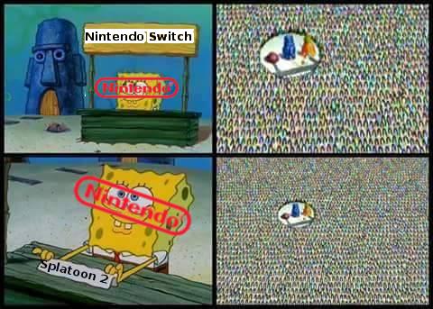 Meme_all_the_things - Nintendo Switch acapara a todo el mundo