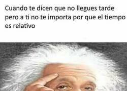 Enlace a Einstein tiene la clave