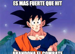 Enlace a ¿Pero qué haces Goku?
