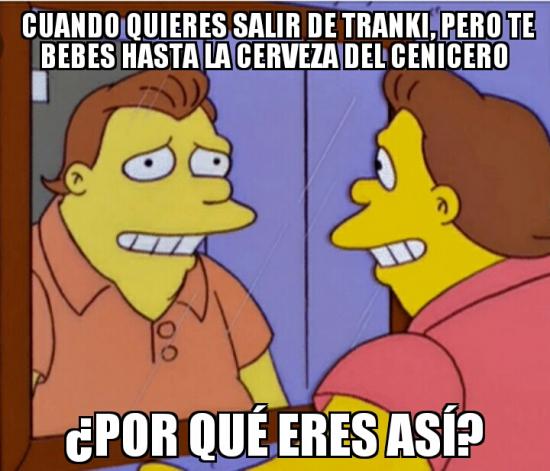 Meme_otros - Barney ¿por qué?