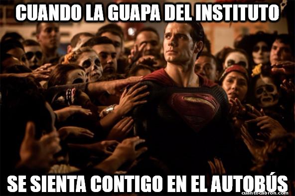 Superman_heroe - ¡Es mi momento!