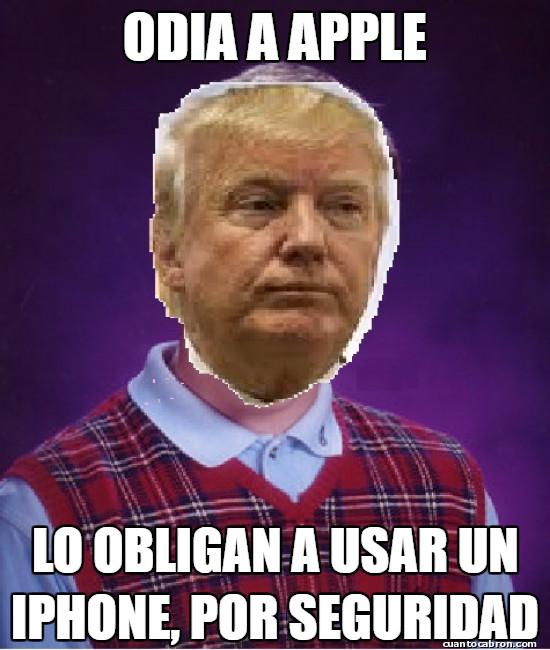 Bad_luck_brian - Bad Luck Trump