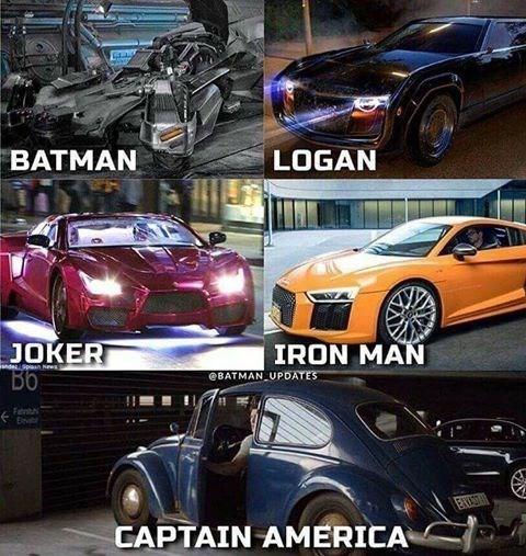 Meme_otros - La humildad del Capitán América