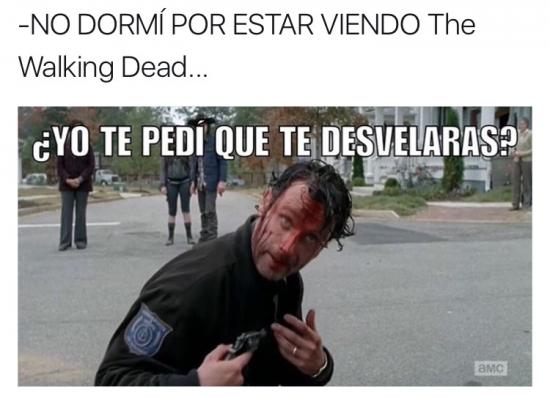 Meme_otros - Rick sabe que contestar