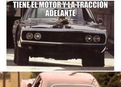 Enlace a La magia del charger de Toretto