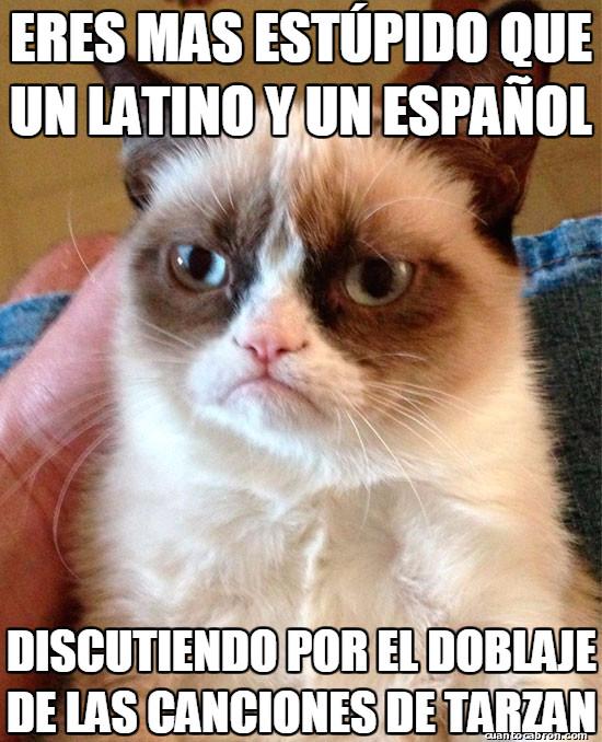 Grumpy_cat - Imposible ser mas estúpido