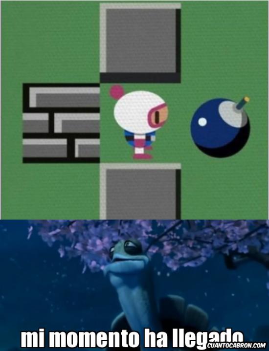 Otros - El momento de Bomberman ha llegado