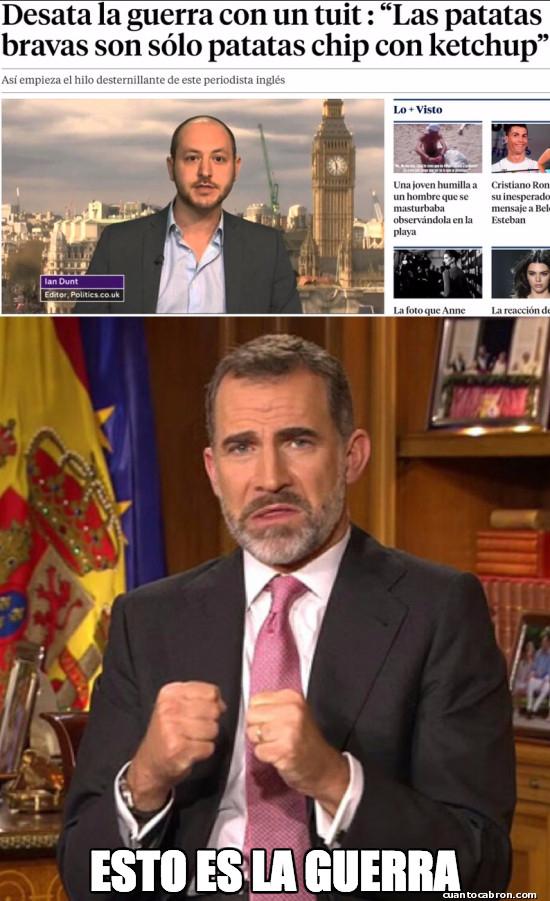 Meme_otros - Que digan lo que quieran de Gibraltar, pero ¡ESTO NO SE TOCA!