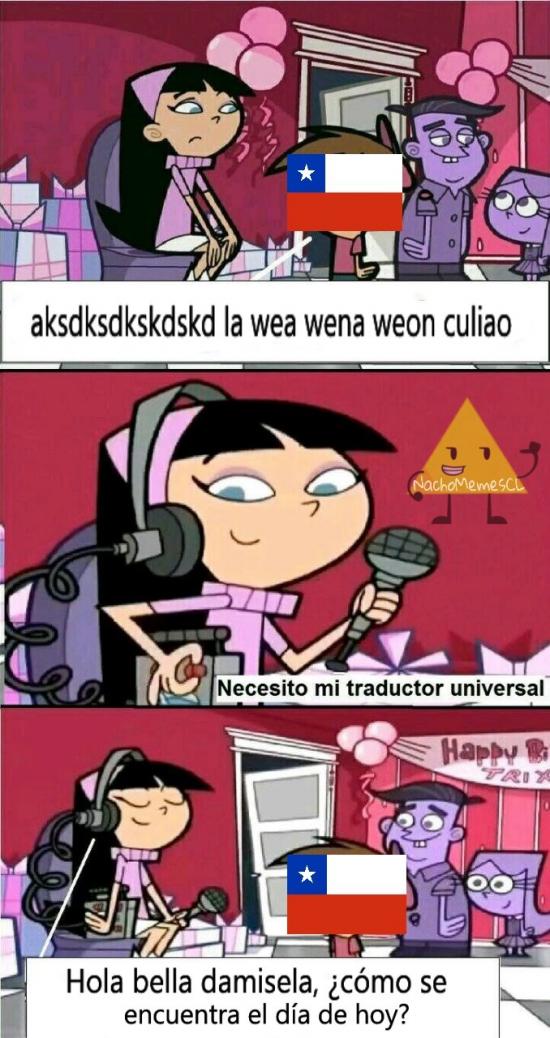 Meme_otros - ¡El traductor definitivo para saber lo que dicen los chilenos!