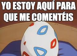 Enlace a El huevo para comentar