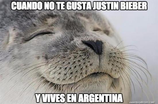 Satisfied_seal - Tiene prohibido el paso a Argentina