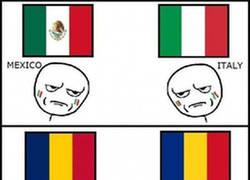 Enlace a Banderas y sus parecidos con otras banderas
