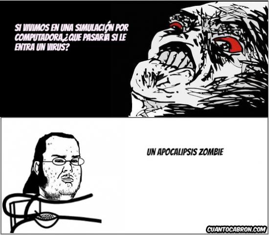 Cereal_guy - Así empezaría el apocalipsis zombie
