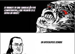 Enlace a Así empezaría el apocalipsis zombie
