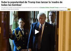 Enlace a Trump vuelve a telefonear a Rajoy