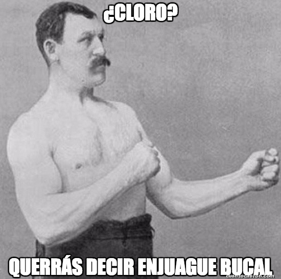 Overly_manly_man - Cosas cotidianas
