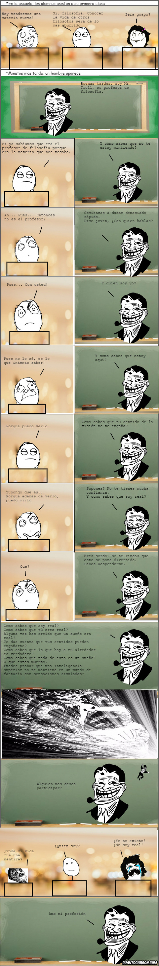 Trolldad - Los filósofos trolls