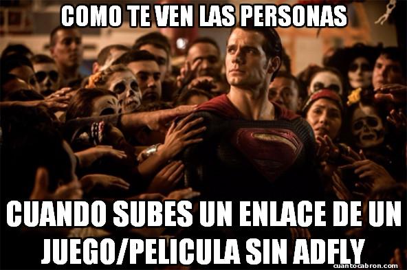 Superman_heroe - Ese pequeño momento se llama felicidad
