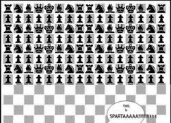 Enlace a Ajedrez versión Esparta