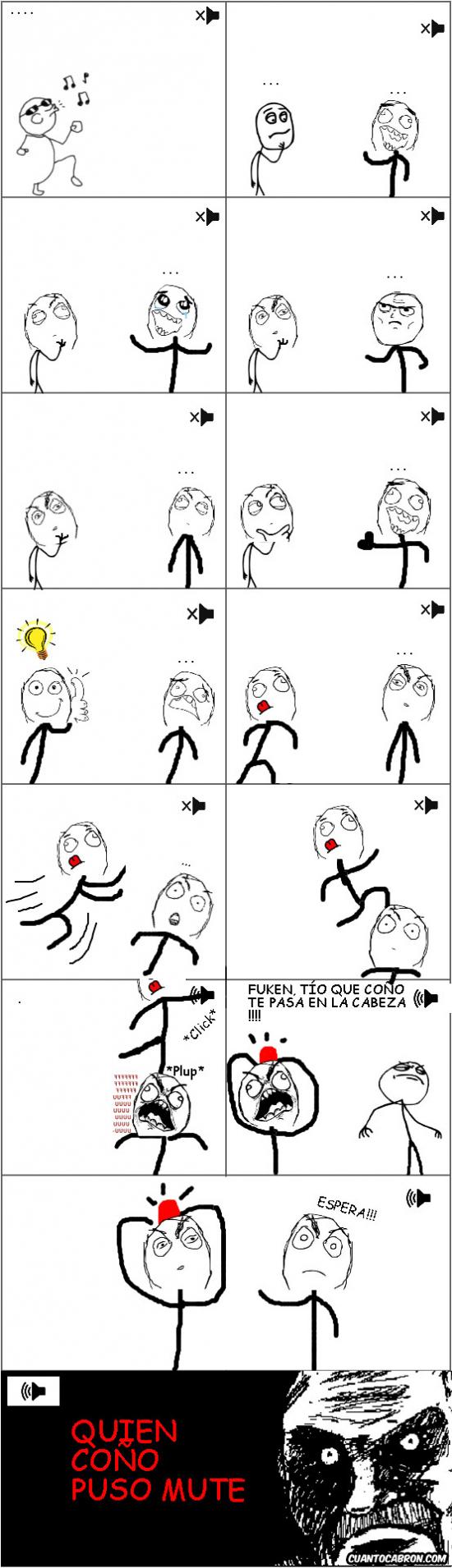 True_story - Maldito Mute...