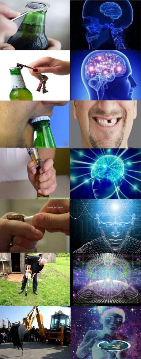 Otros - Destapar una cerveza