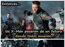 Enlace a La lógica de Marvel con los X-Men