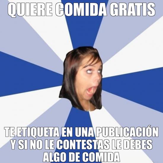 Amiga_facebook_molesta - Menudos cansinos