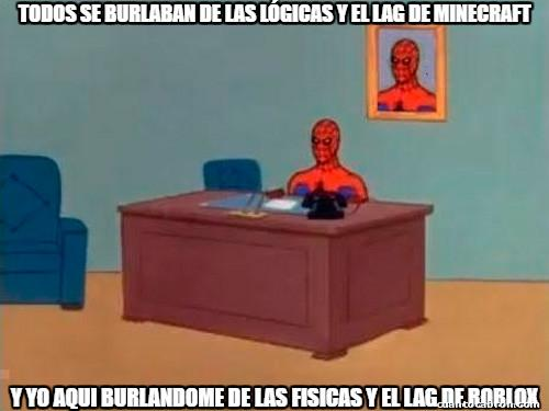 Spiderman60s - nadie pensó en eso