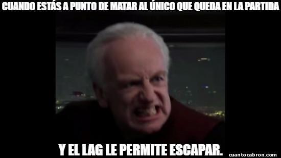 Lag,partida,Star wars
