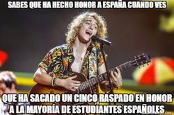 Enlace a Ridículo total de España....