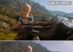 Enlace a Escenas de películas antes y después de los efectos especiales