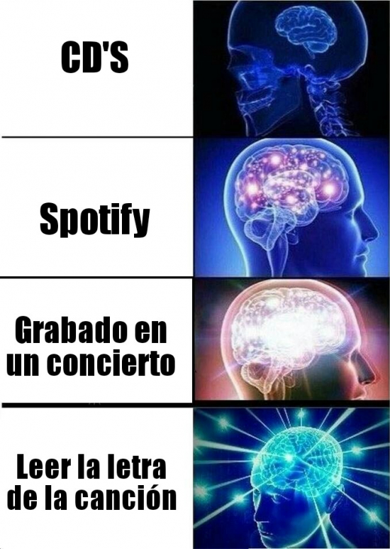 Meme_all_the_things - Diferentes maneras de disfrutar canciones