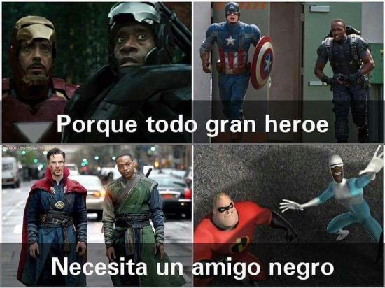 Meme_otros - La verdad sobre los héroes
