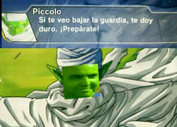 Enlace a Piccolo es un casanova