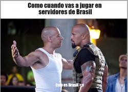 Enlace a Típico de la gente brasileña