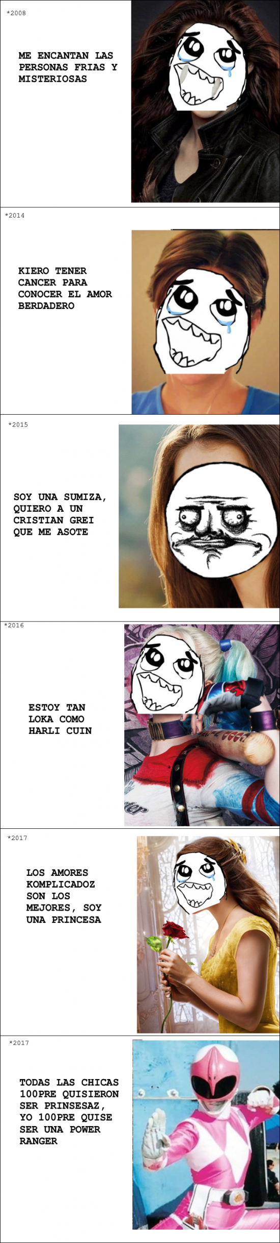 Mix - Chicas, sean mas originales