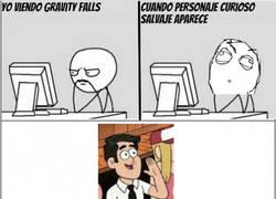 Enlace a Edgar Turner en Gravity Falls