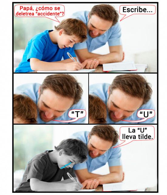 Meme_otros - La sinceridad de un padre no tiene precio