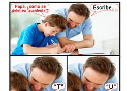 Enlace a La sinceridad de un padre no tiene precio