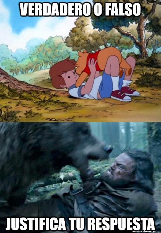 Bear_leo - Cuando crees que va todo bien...