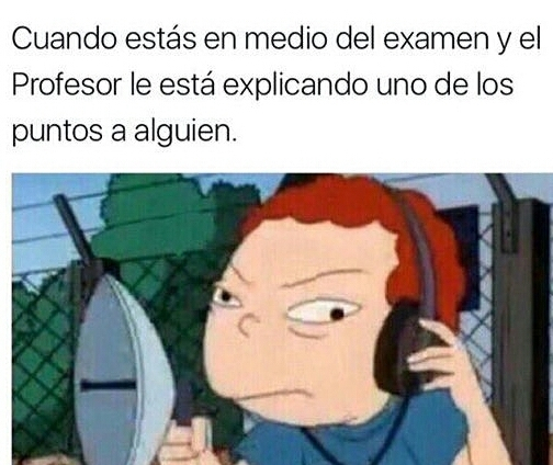 Meme_otros - Intentando escuchar información confidencial