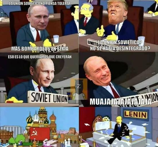 Meme_otros - La Unión Soviética troleó a todo el Mundo