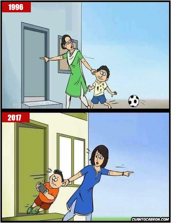 Otros - Los tiempos cambian drásticamente