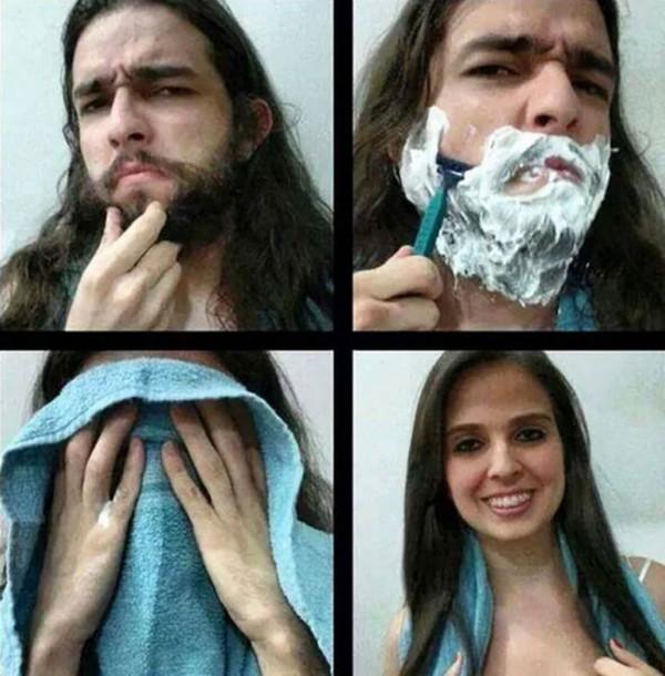 Meme_otros - Por eso hay hombres que no se deben de rasurar