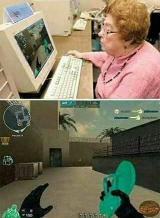 Otros - Cuando las madres comiencen a jugar videojuegos